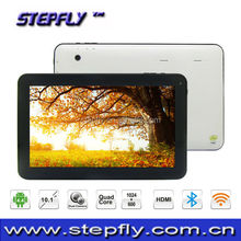 High quality 10.1 inch Allwinner A31S Quad Core Android 4.4 WIFI Bluetooth Tablet pc(SF-Q102)