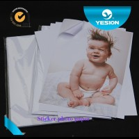 Yesion New Inkjet Printing Sticker Photo Paper A3 A4/ 90gsm ,135gsm,150gsm Self Adhesive Glossy Photo Paper