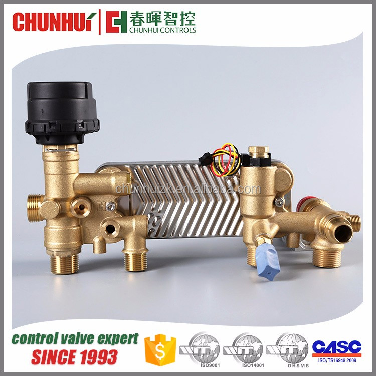 Good Quality Unique valve hydraulic for gas boiler