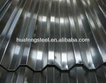 DX51D GALVANIZED CORRUGATED STEEL ROOFING SHEET USED FOR ROOFING