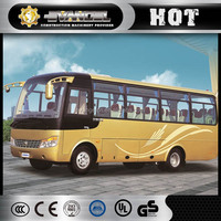 China top bus design Mini Yutong luxury bus 23 seats city coach bus price