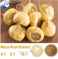 Hot sell 100% pure natural men health care anti-fatigue Maca root extract 4:1 in stock