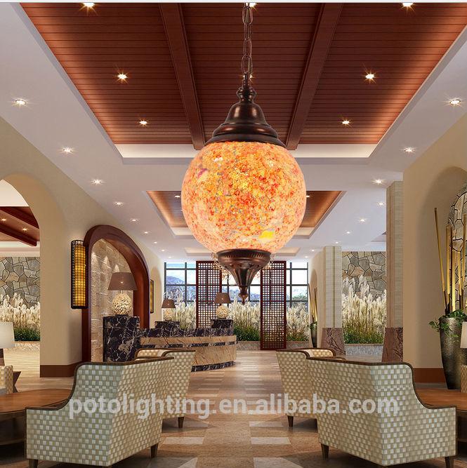 nouvelle d coration turque mosaique boule de verre lampe. Black Bedroom Furniture Sets. Home Design Ideas