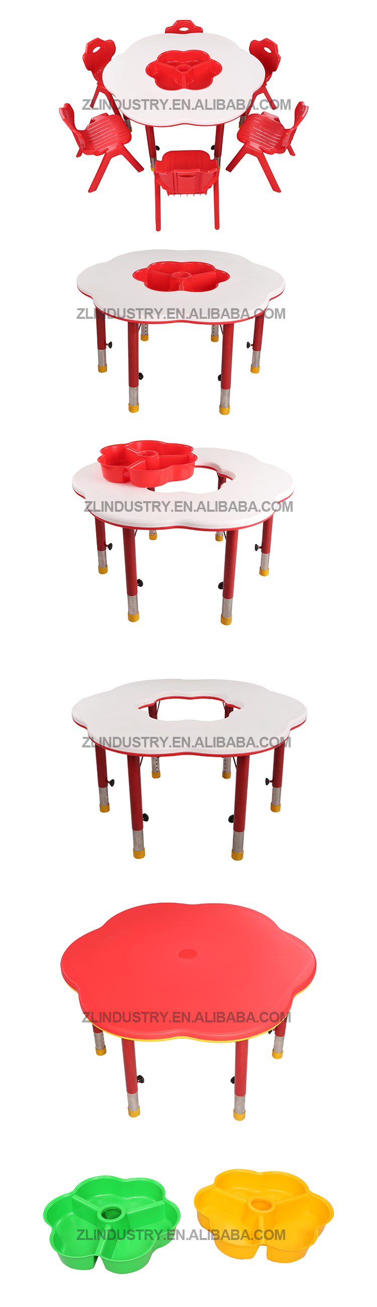 Quality-Assured cheap durable kids table and chair set