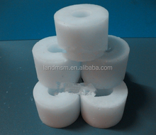 semi refined India Paraffin wax for glossy Cotton