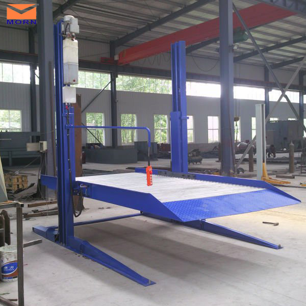 mechanical car parking system