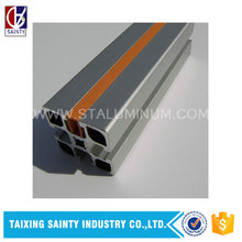 Professional manufacturer aluminium profile extrusion in guangzhou enclosure case factory