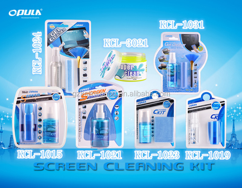 OEM accept 60ml Computer Screen gel Cleaning Kit