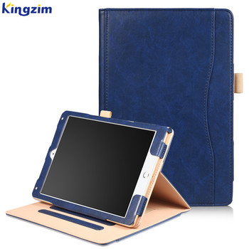 New Executive Multi Function Leather Smart Case Cover for iPad 9.7 inch 2017 /air /air 2