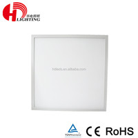 600*600 mm 100lm/w led panel light Ra80 4000k with Philips driver from shenzhen Huadian