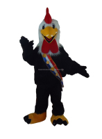 Animal High quality Cock Rooster Hen Biddy custom mascot costume head