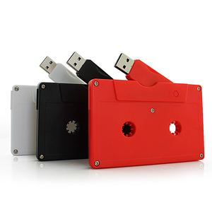 Competitive Cheap Price Oem 1 Gb Cassette Tape Usb Flash Drive