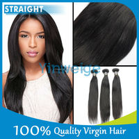 3pc lot 18/20/22 Free Hot Sale Indian Straight virgin human hair