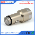 2015 new car charger adapter for cellphone car charger adapter with dual usb