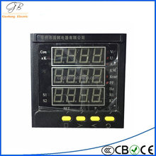 multifunction digital panel power meter, multi-function electric meters, types of electricity meters