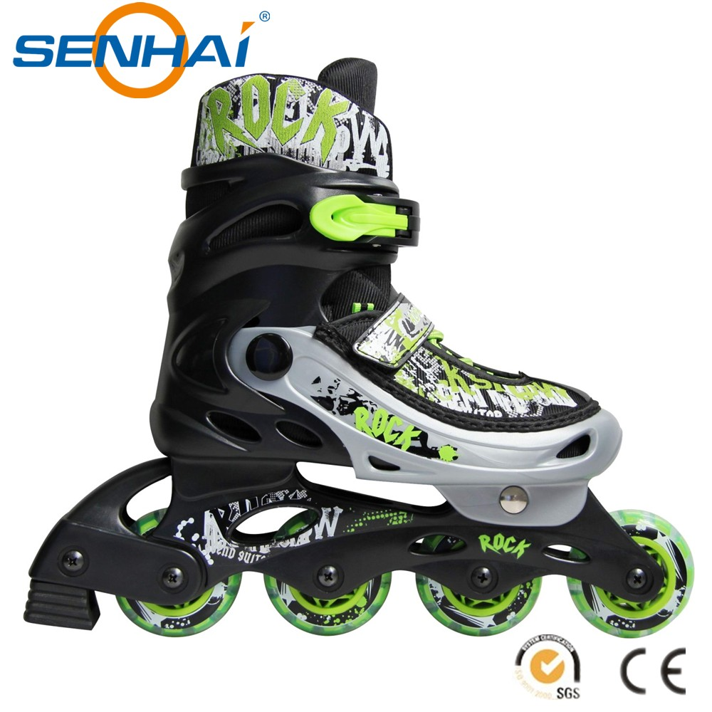 Kids Roller Skate Skating Equipment Supplies Sports Shoes & Accessories Inline Roller Skating Shoes for Children
