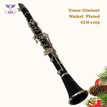 CLN-1103 Barrel clarinet natural rubber body