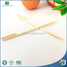 Green Environmental Disposable Barbecue bamboo Sticks, bamboo sticks for sale, sushi skewer