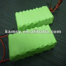 24v 1200mah battery pack nimh aa rechargeable battery