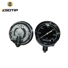 SCL-2013050079 hot selling custom motorcycle parts for piaggio 750CC glass case of speedometer
