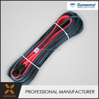 9.5mmX22M jacketed competitive price Customized Braided used ship rope