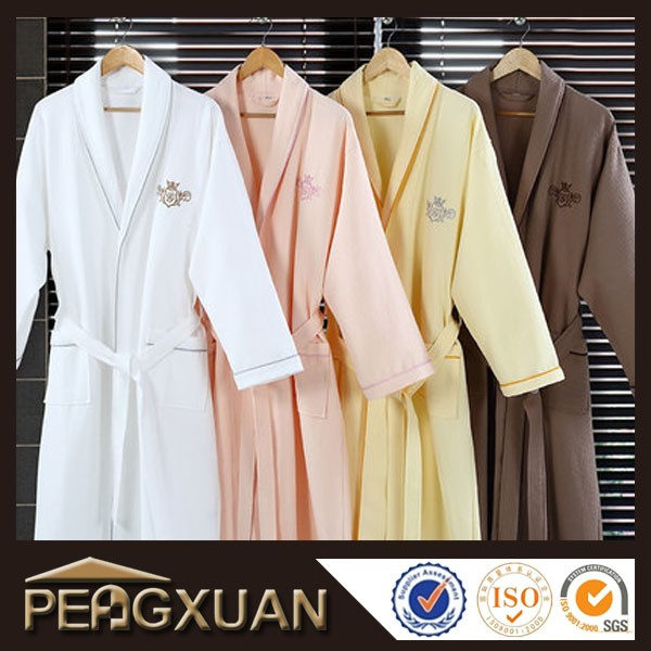 China suppliers cheap comforters wholesale kids spa robes for hotel