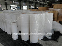 LDPE Plastic Shrink film for Packing film in Roll Manufacturer in Qingdao