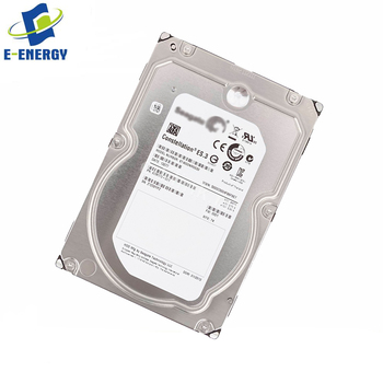 ST4000NM0033 7200RPM SATA 4TB 3.5'' Server HDD