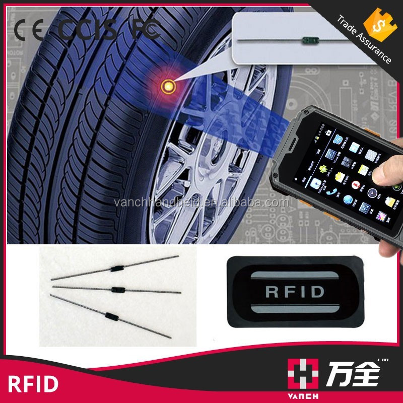 RFID Android System UHF Handheld Reader/Data Collector/PDA With Fingerprint/1D/2D Scanner Function Optional