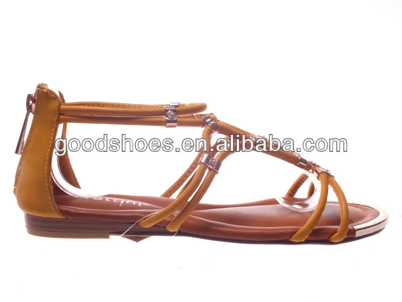 ladies fancy <strong>sandals</strong> for women 2014 with good quality