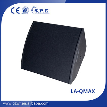 la-qmax spe audio hot sale speaker 15 passive monitor speaker