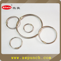 High quality competitve price factory produce metal book binder ring