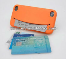 Promotional hot selling silicone feed me cover case for iphone4/4s