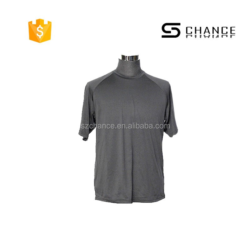 Quality cheap dry fit t shirt long sleeve