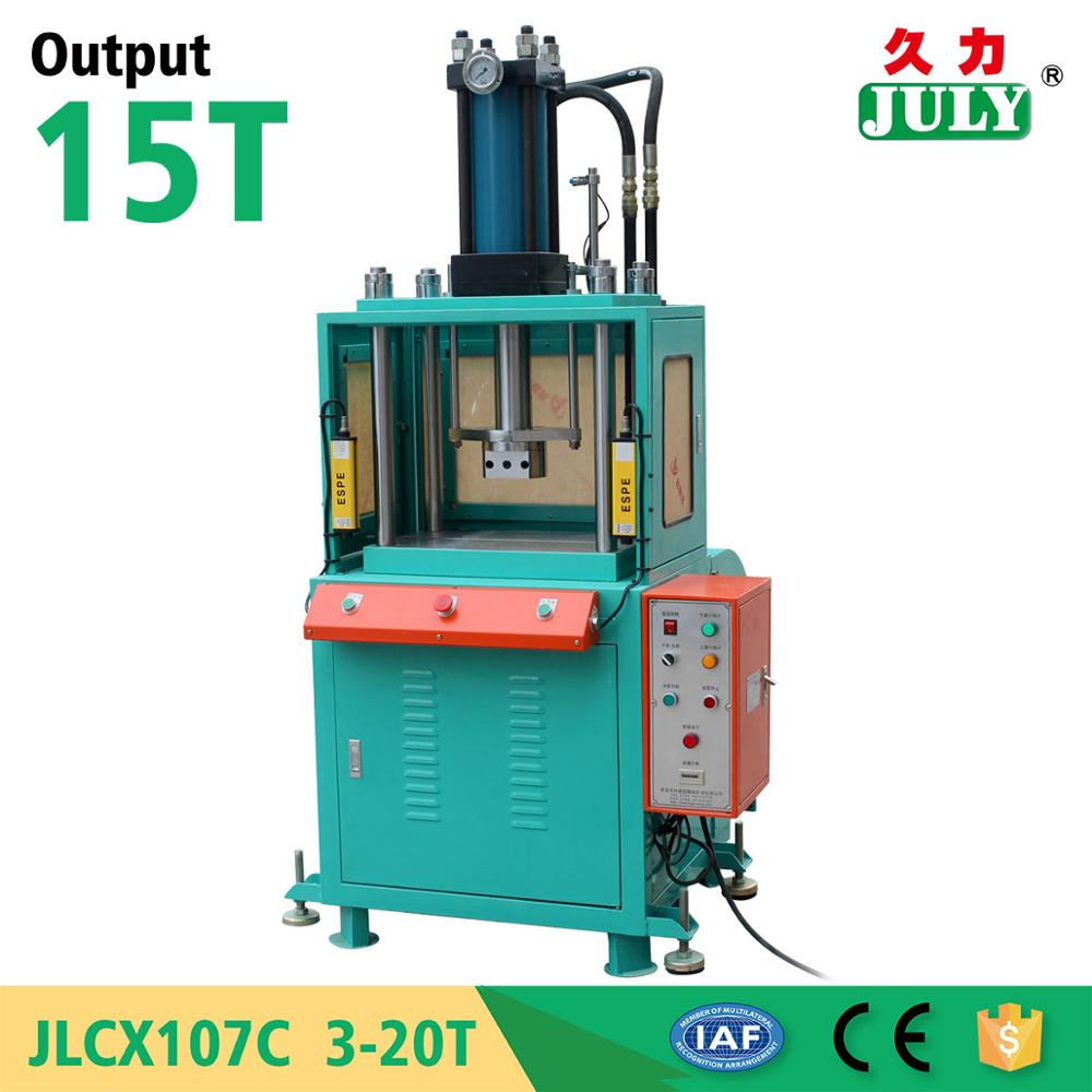 hot sale JULY brand durable sheet metal hole punching machine