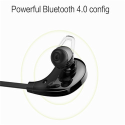 Mobile Phone Accessories for 2016 Wireless Bluetooth Headset, Bluetooth Headsets with Rechargeable Polymer Lithium Battery
