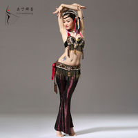 WJ00765 new sexy arab tribal belly dance costume belly dance clothing sexy belly dance costume