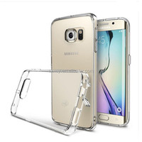 made in china for samsung galaxy s6 crystal clear tpu cell phone case