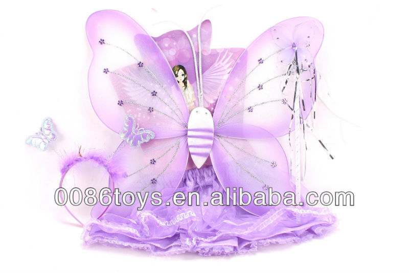 Hot sale small angel wings for crafts