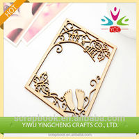 2015 New solid vintage wood craft 2016 fashion christmas alibaba china supplier