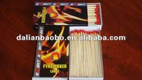 Safety Household Matches Box