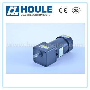 HOULE 90W high quality reversible gear reduction induction motors