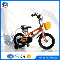 Factory direct sale new model cheap price kids bicycle, child bike, kids four wheel bike