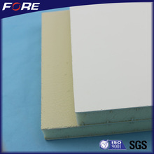 PU foam FRP Sandwich panel both side with 2mm thickness FRP sheet
