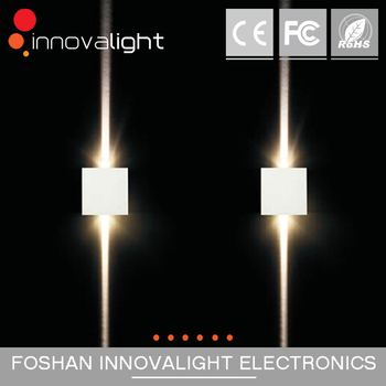 INNOVALIGHT new high efficiency 2w led up and down wall light