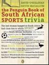PENGUIN BOOK OF SA SPORTS TRIVIA