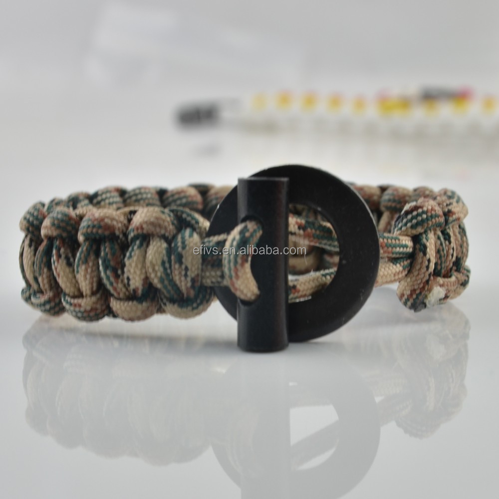 paracord survival bracelet how to make