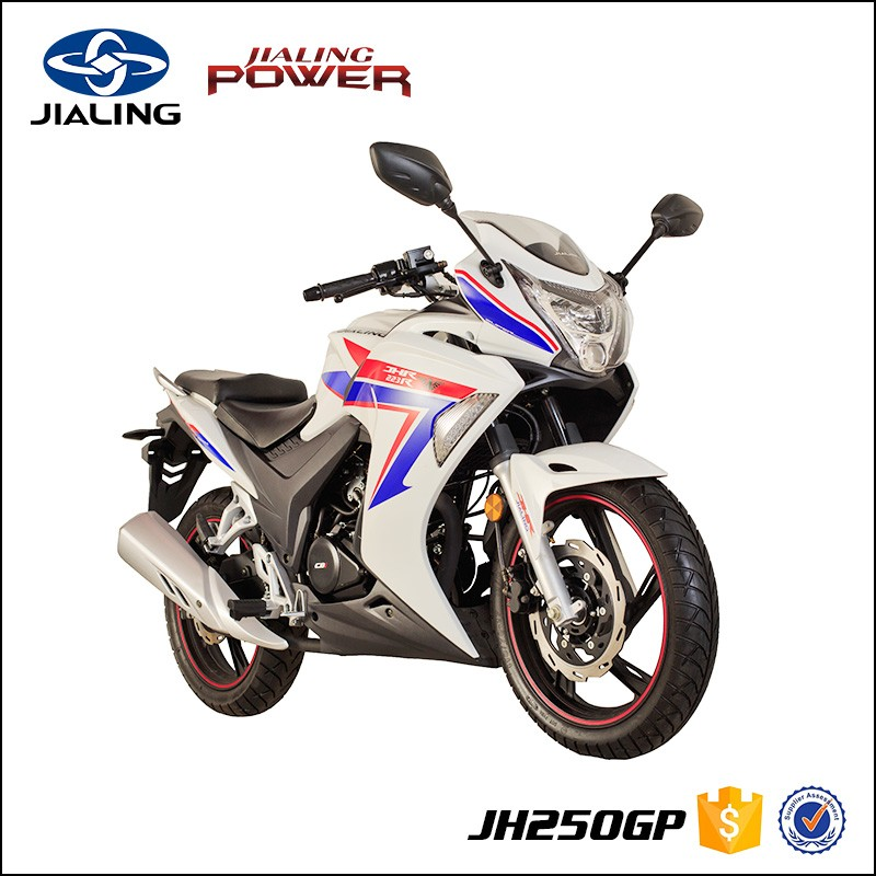 JH250GP 250cc EEC Approved cheap Gasoline Street sport motorcycle