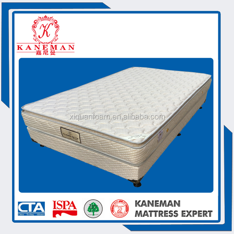 High Quality Spring Bed Base And Mattress For Hotel Buy