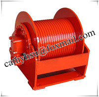 high quality Small Hydraulic Winch/ crane hydraulic winch/ compact hydraulic winch from China factory